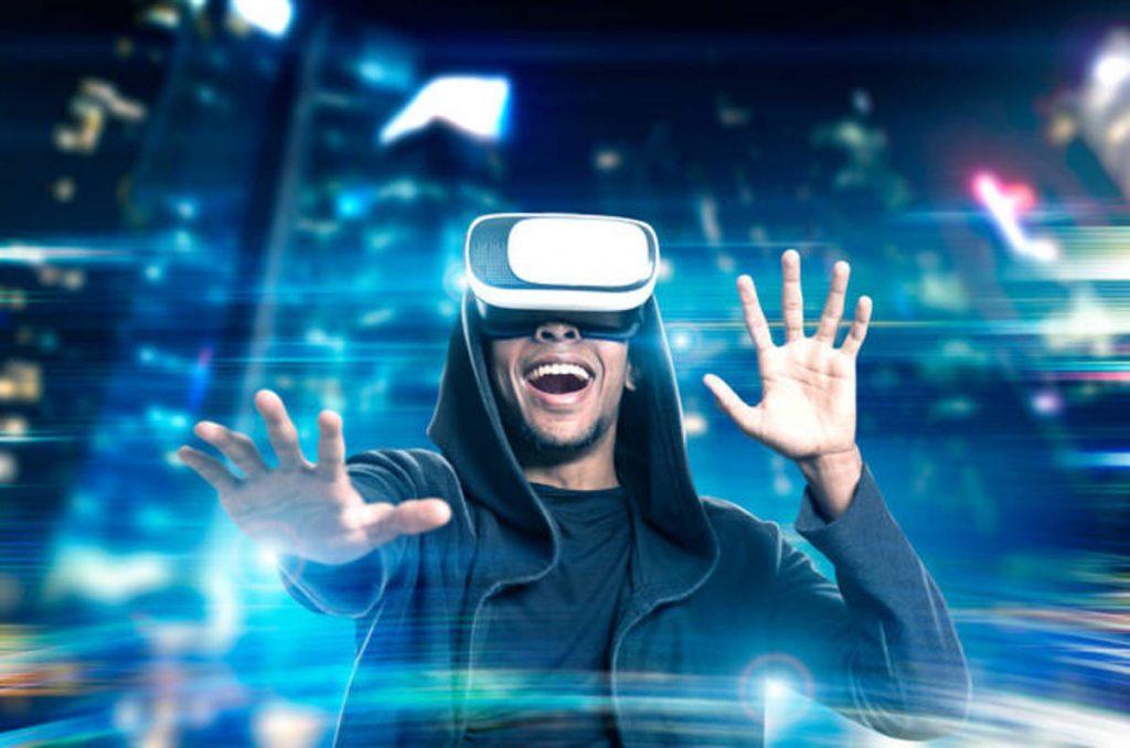 virtual reality company